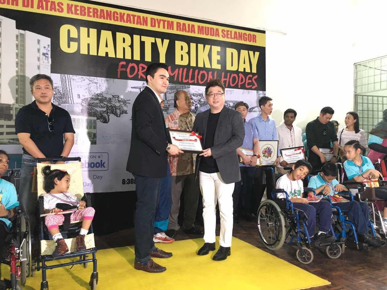 Charity Bike Day